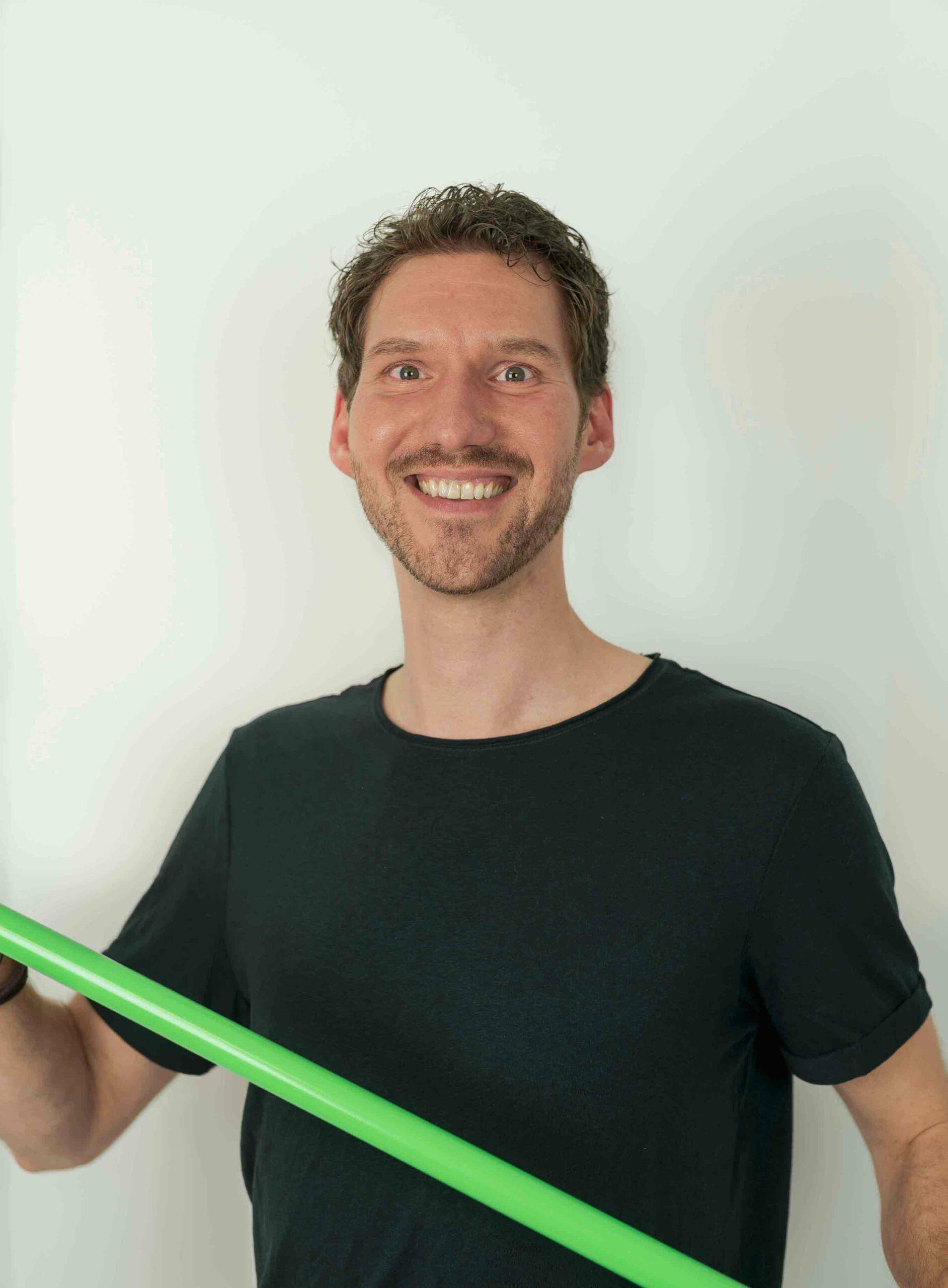 Patrick Kühl - Inhaber Physiotherapie Physio Plus GbR Inden